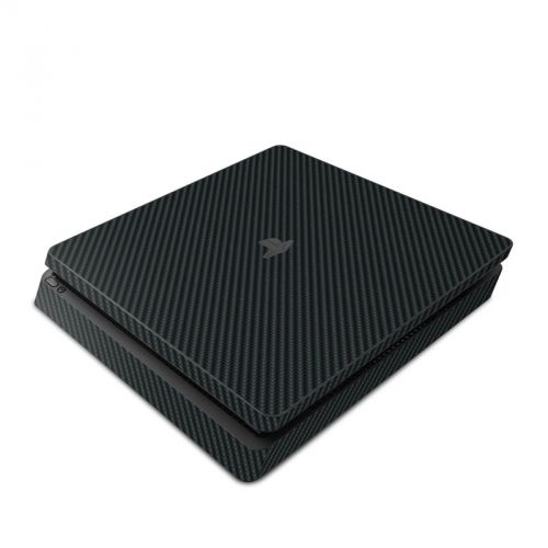 Carbon PlayStation 4 Slim Skin