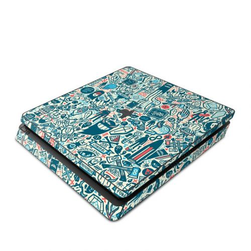 Committee PlayStation 4 Slim Skin