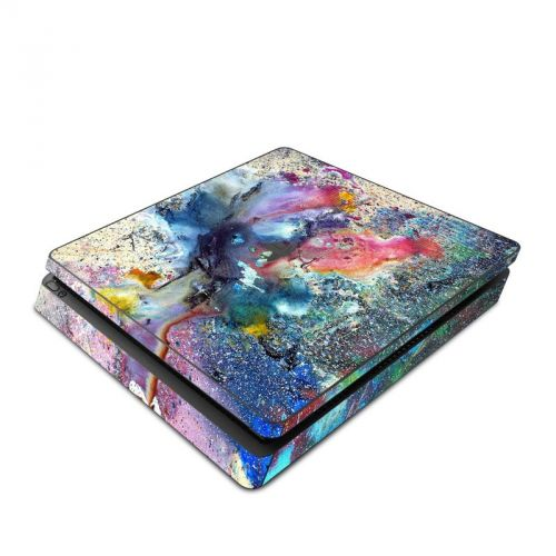 Cosmic Flower PlayStation 4 Slim Skin
