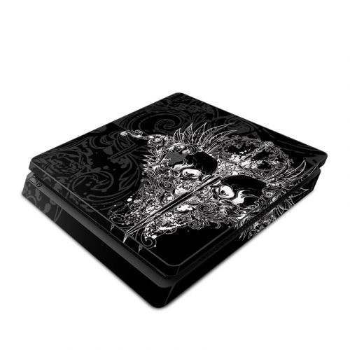 Darkside PlayStation 4 Slim Skin