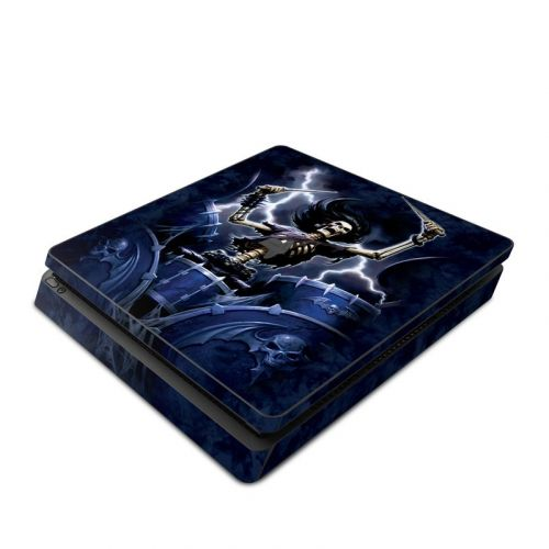 Death Drummer PlayStation 4 Slim Skin