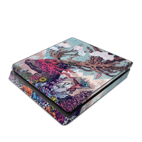 Deer Spirit PlayStation 4 Slim Skin