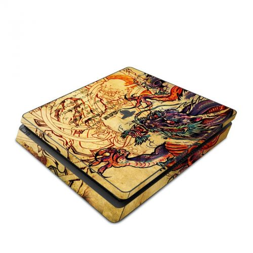 Dragon Legend PlayStation 4 Slim Skin
