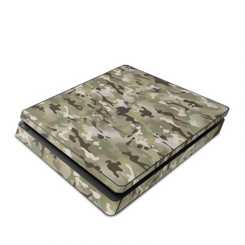 FC Camo PlayStation 4 Slim Skin