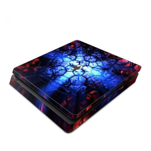 Geomancy PlayStation 4 Slim Skin