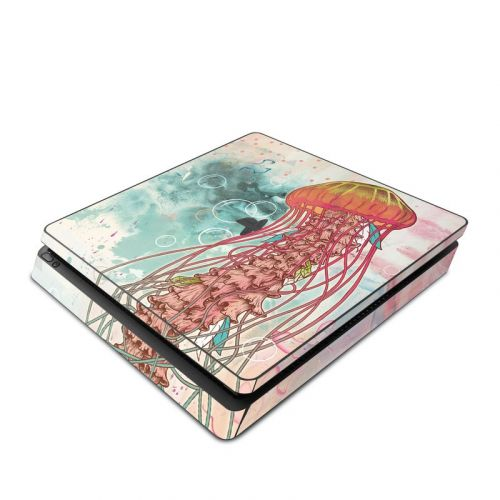Jellyfish PlayStation 4 Slim Skin