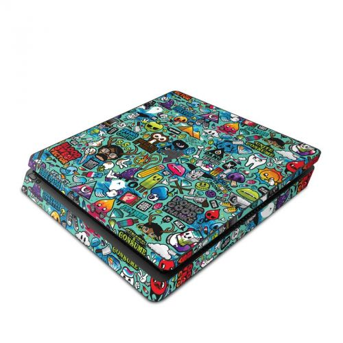 Jewel Thief PlayStation 4 Slim Skin