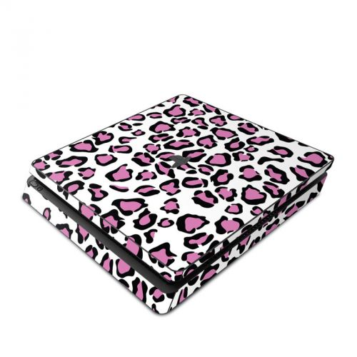 Leopard Love PlayStation 4 Slim Skin