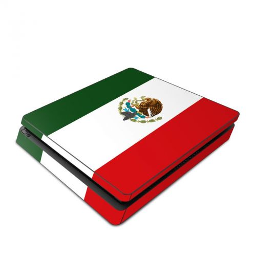 Mexican Flag PlayStation 4 Slim Skin