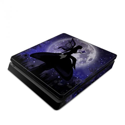 Moonlit Fairy PlayStation 4 Slim Skin