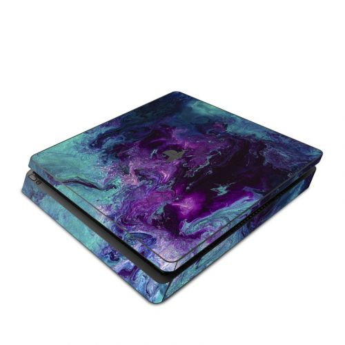 Nebulosity PlayStation 4 Slim Skin