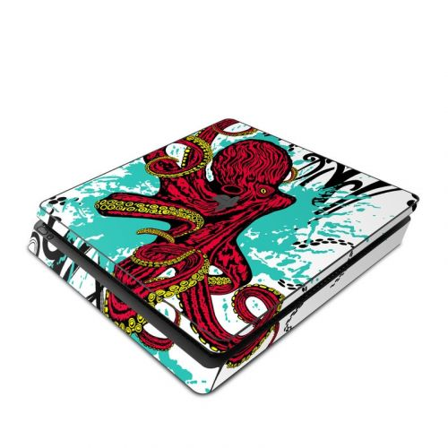 Octopus PlayStation 4 Slim Skin
