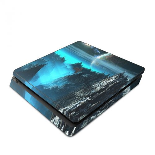 Path To The Stars PlayStation 4 Slim Skin