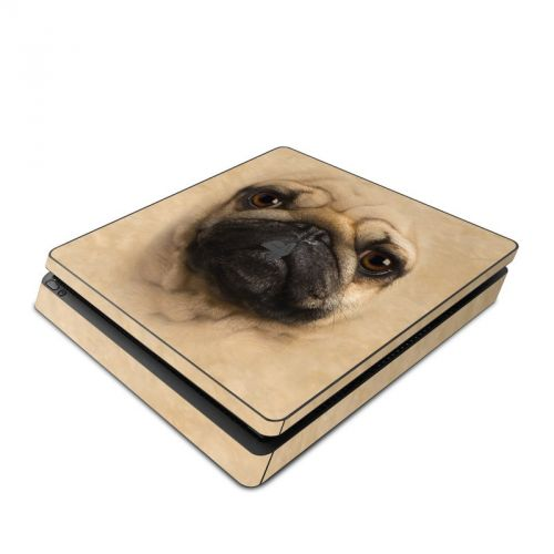 Pug PlayStation 4 Slim Skin