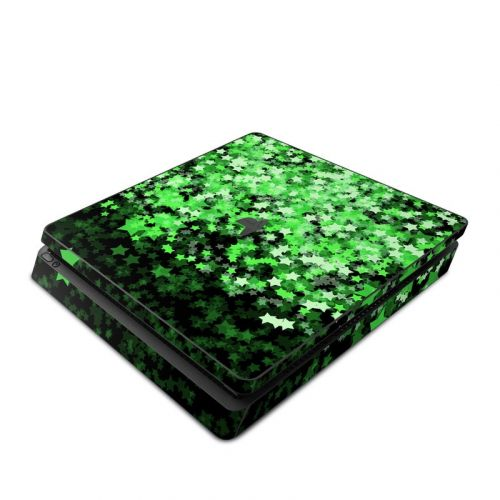 Stardust Spring PlayStation 4 Slim Skin