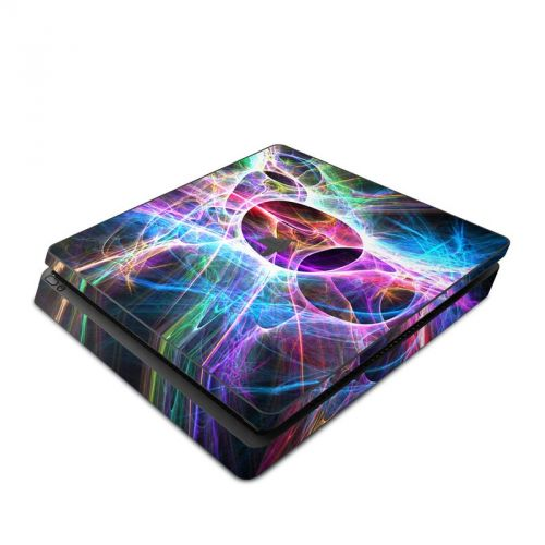 Static Discharge PlayStation 4 Slim Skin