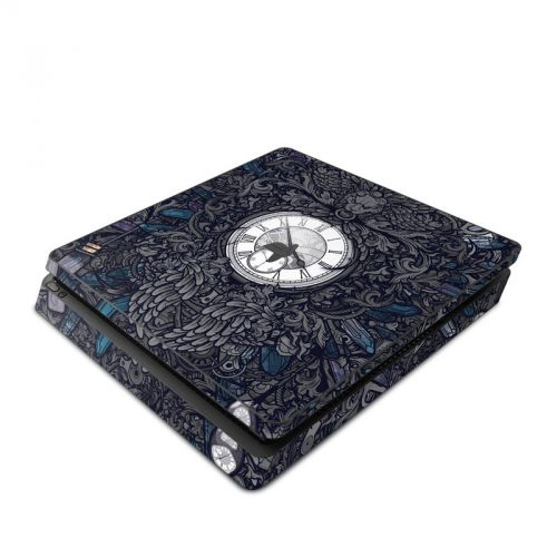 Time Travel PlayStation 4 Slim Skin