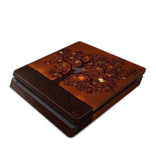 Tree Of Books PlayStation 4 Slim Skin