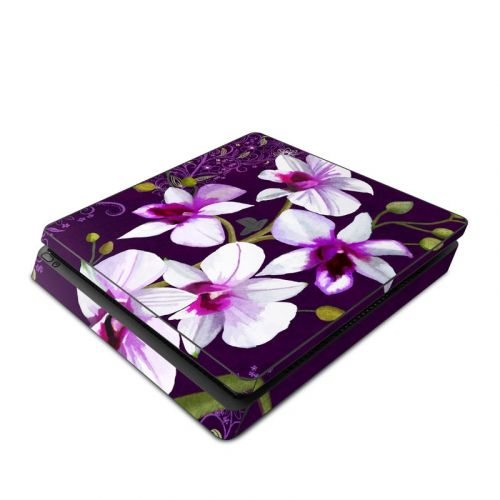Violet Worlds PlayStation 4 Slim Skin