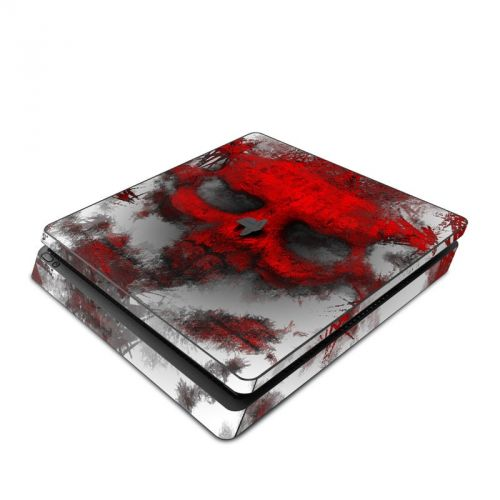 War Light PlayStation 4 Slim Skin