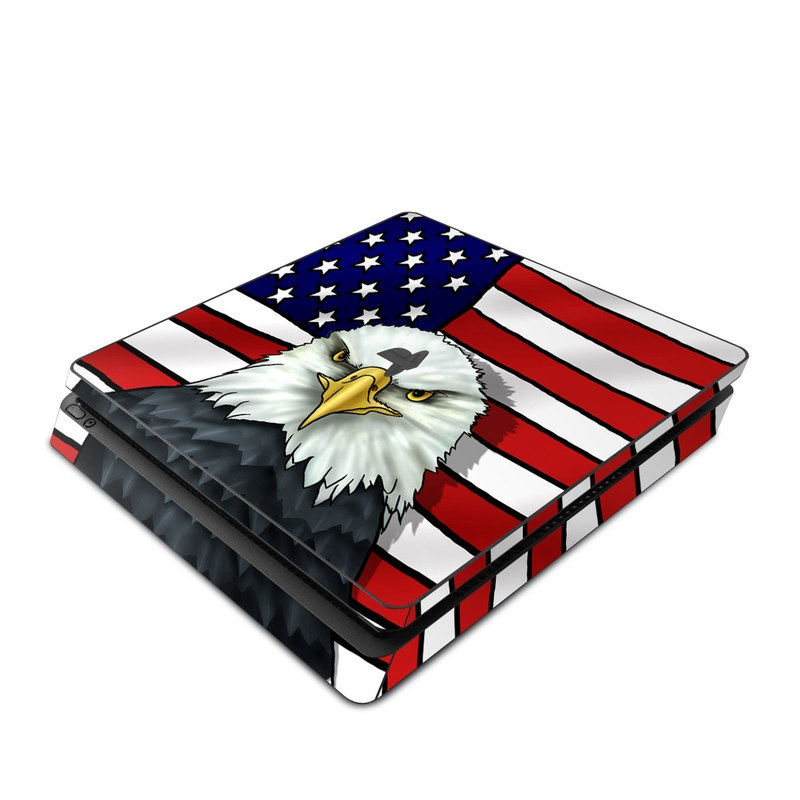 American Eagle PlayStation 4 Slim Skin