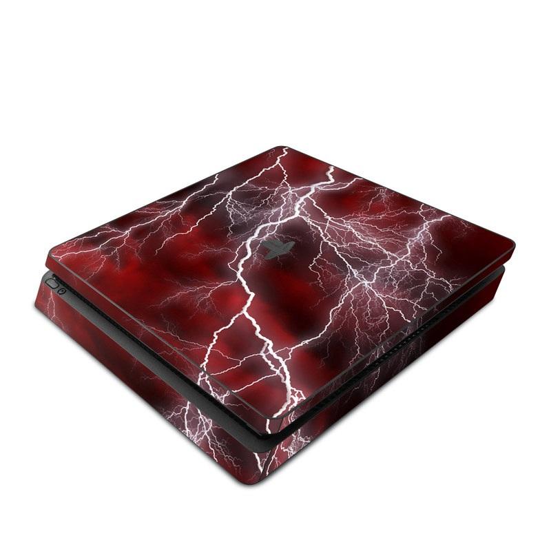 Apocalypse Red PlayStation 4 Slim Skin