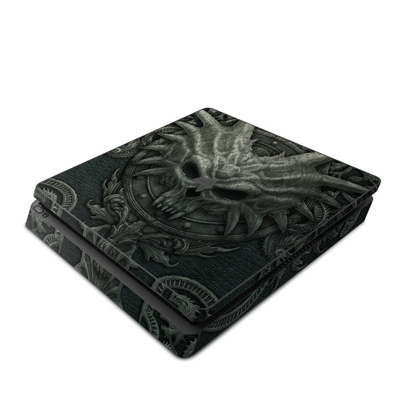 Black Book PlayStation 4 Slim Skin