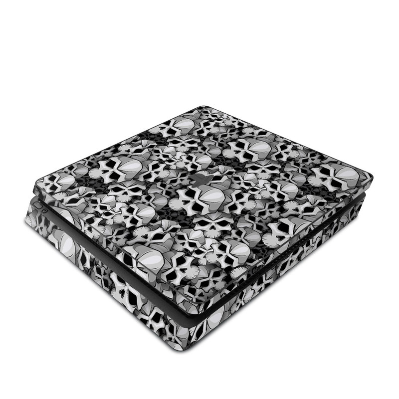 Bones PlayStation 4 Slim Skin