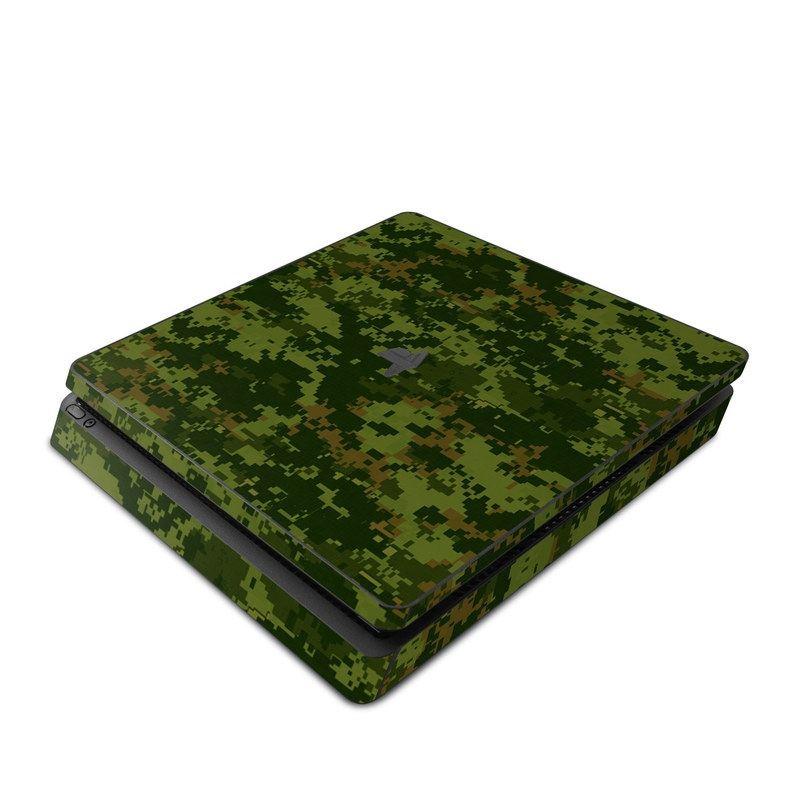 CAD Camo PlayStation 4 Slim Skin