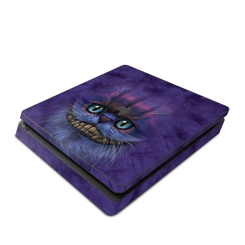 Cheshire Grin PlayStation 4 Slim Skin