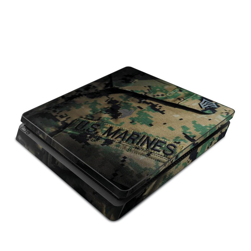 Courage PlayStation 4 Slim Skin