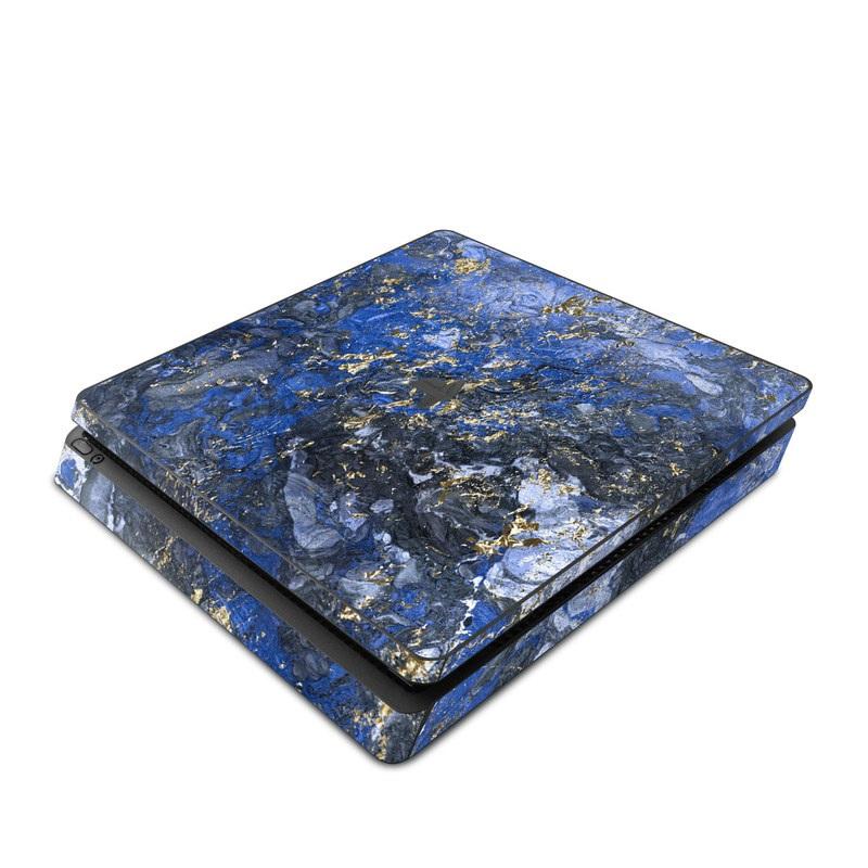 Gilded Ocean Marble PlayStation 4 Slim Skin