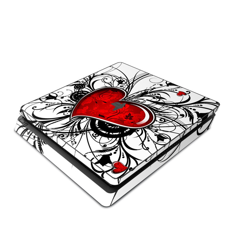 My Heart PlayStation 4 Slim Skin