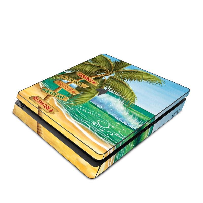 Palm Signs PlayStation 4 Slim Skin