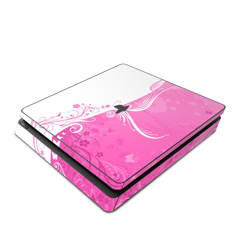 Pink Crush PlayStation 4 Slim Skin
