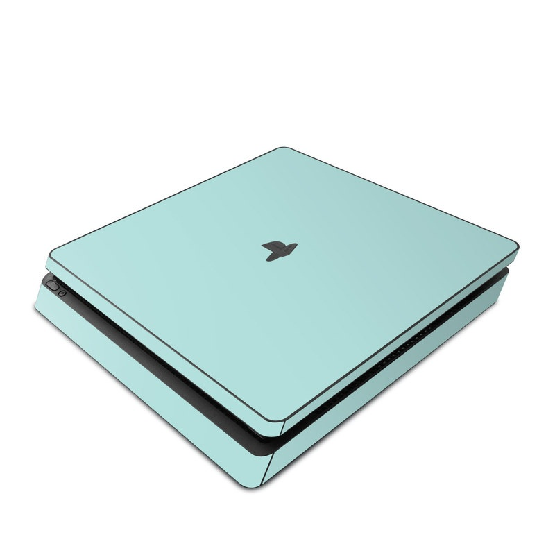 Solid State Mint PlayStation 4 Slim Skin