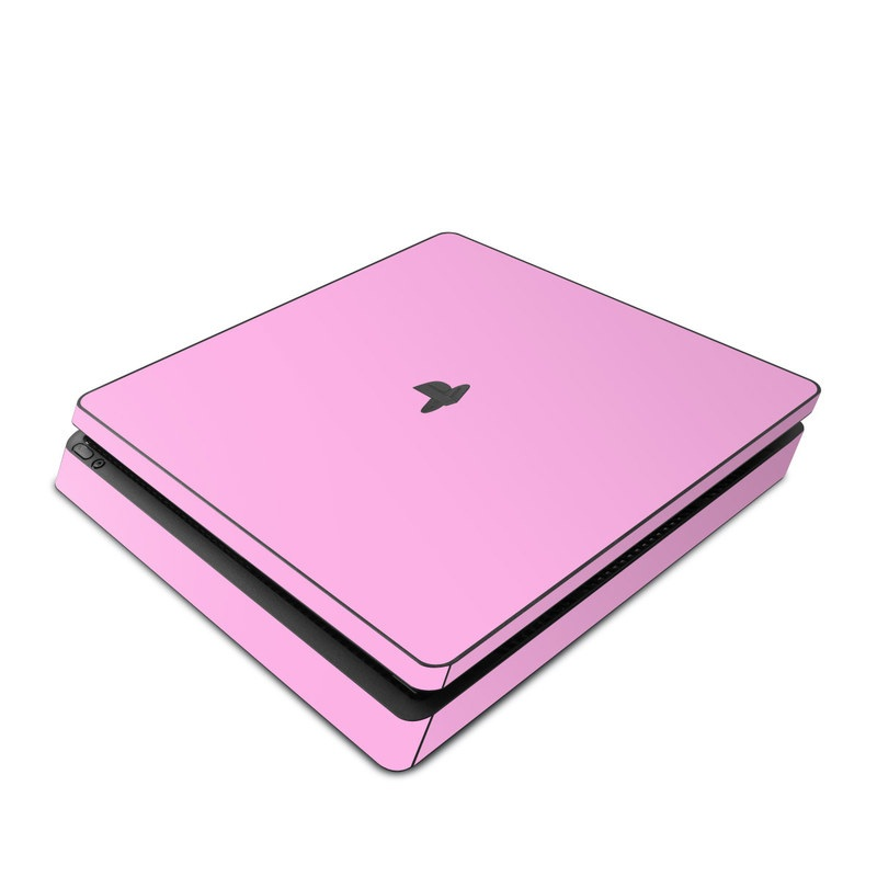 Solid State Pink PlayStation 4 Slim Skin
