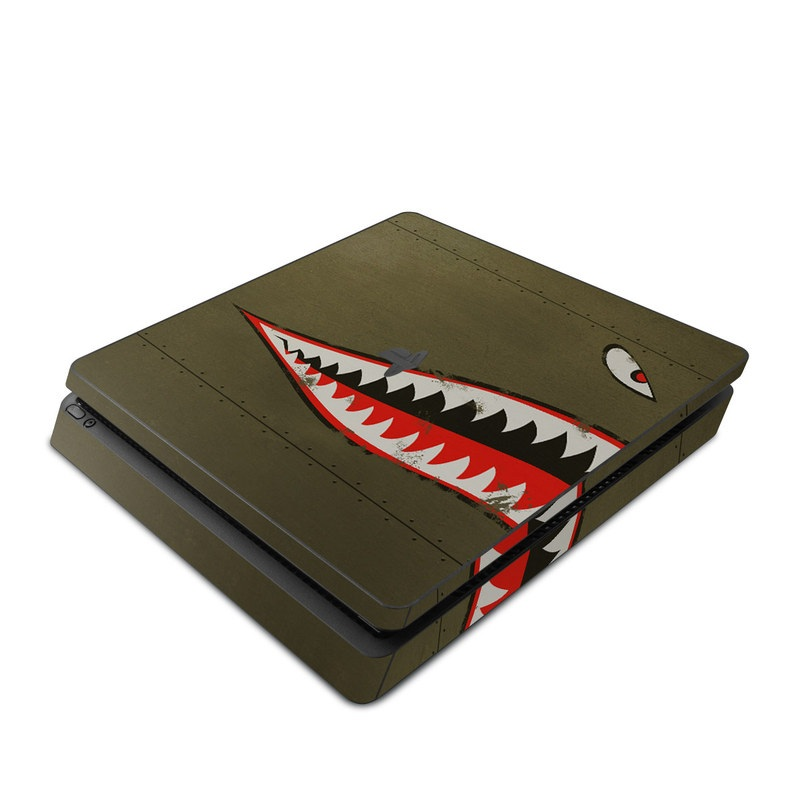 USAF Shark PlayStation 4 Slim Skin