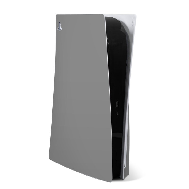 PlayStation 5 Skin design of Atmospheric phenomenon, Daytime, Grey, Brown, Sky, Calm, Atmosphere, Beige with gray colors
