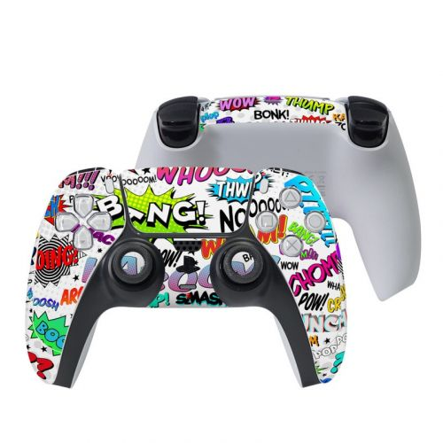 Comics PlayStation 5 Controller Skin