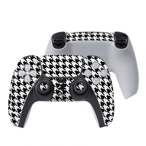 Houndstooth PlayStation 5 Controller Skin