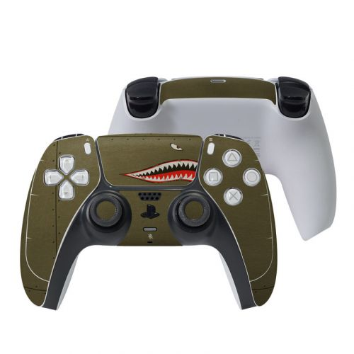 USAF Shark PlayStation 5 Controller Skin
