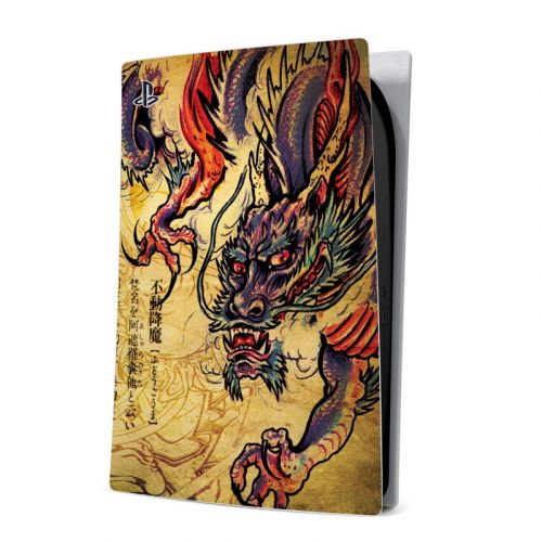 Dragon Legend PlayStation 5 Digital Edition Skin
