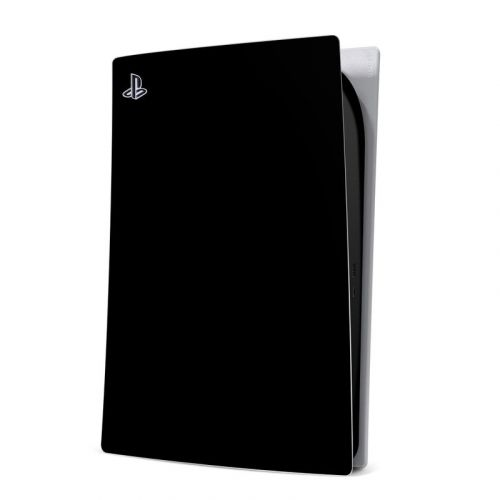 Solid State Black PlayStation 5 Digital Edition Skin