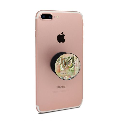 Allow The Unfolding PopSocket Skin