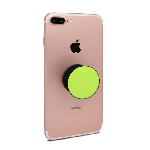 Solid State Lime PopSocket Skin