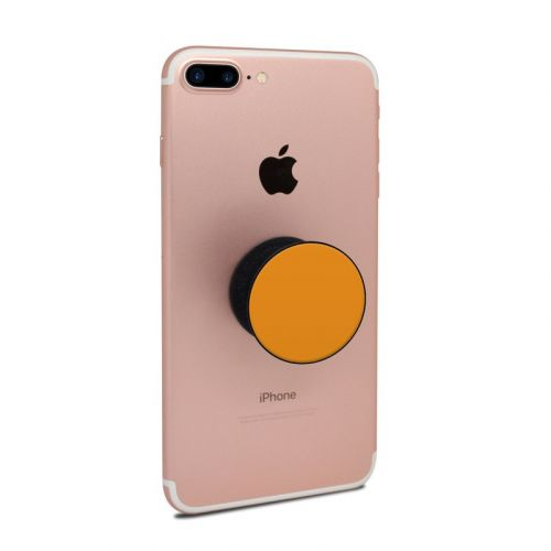Solid State Orange PopSocket Skin
