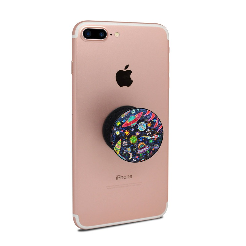Out to Space PopSocket Skin