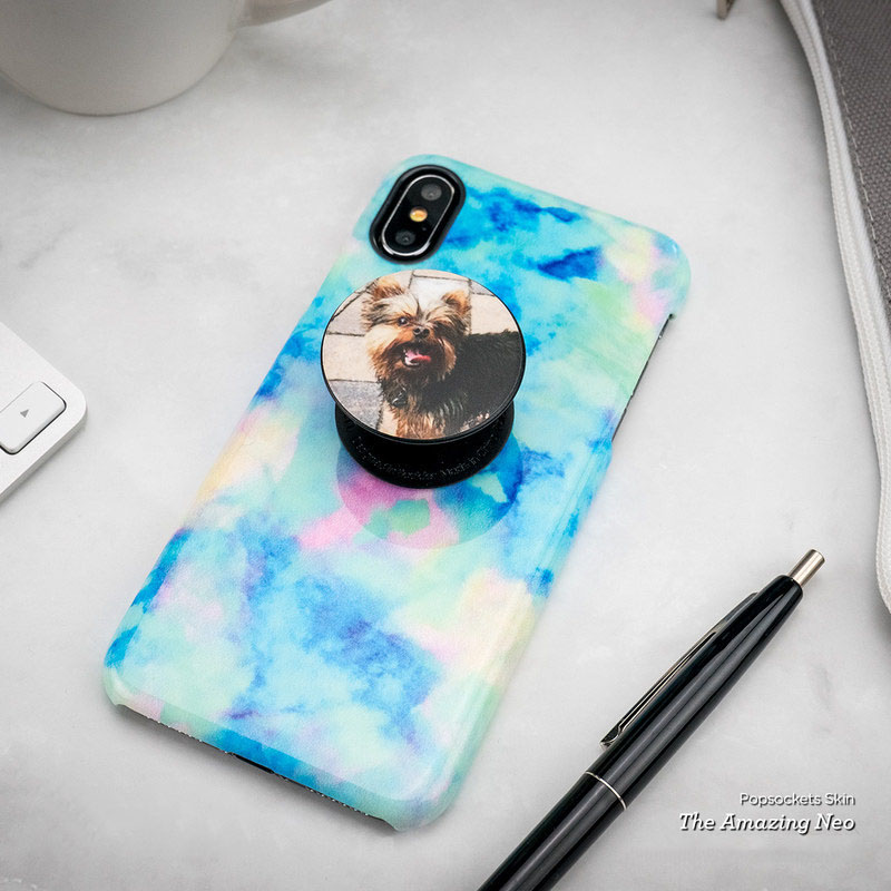 sports shoes 1ded1 2ad2b Rose Gold Marble PopSocket Skin