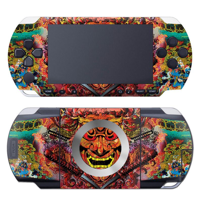 Asian Crest PSP Skin